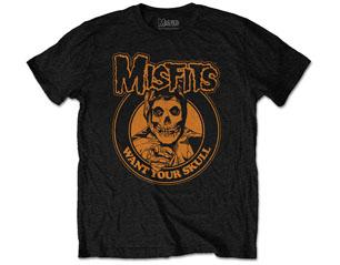 MISFITS want your skull TS