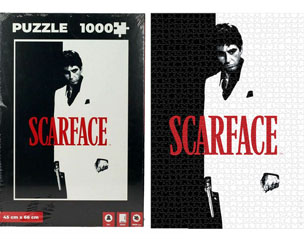 SCARFACE poster 1000 piece jigsaw PUZZLE