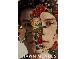SHAWN MENDES flowers POSTER