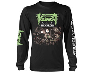 VOIVOD killing technology LONGSLEEVED