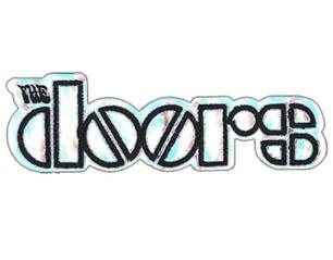 DOORS logo holographic WPATCH