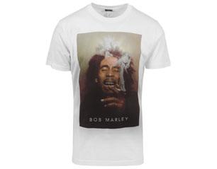 BOB MARLEY smoke WHITE TS