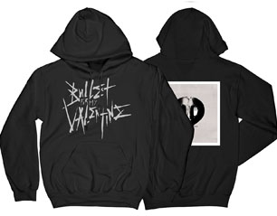 BULLET FOR MY VALENTINE album cropped HOODIE