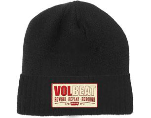 VOLBEAT rewind replay BEANIE HAT