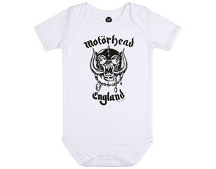MOTORHEAD england WHT BABYGROW