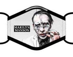 MARILYN MANSON face MASK