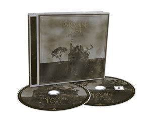 PARADISE LOST at the mill CD + BLURAY