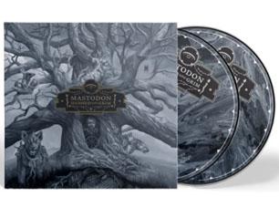 MASTODON hushed and grim CD