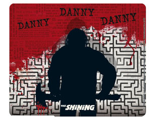 SHINING jack searching danny MOUSEPAD