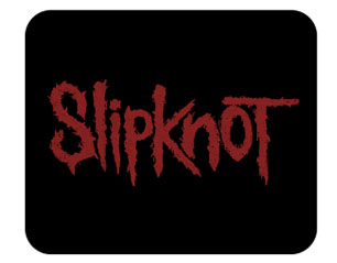 SLIPKNOT logo MOUSEPAD