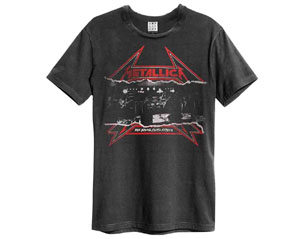 METALLICA young metal attack amplified vintage TS