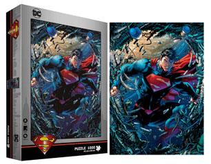 SUPERMAN superman 1000 piece jigsaw PUZZLE