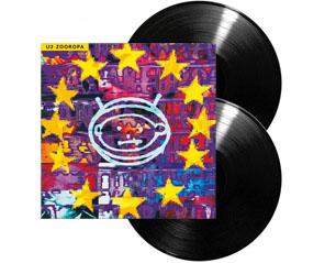 U2 zooropa VINYL