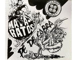 VOZES DA RAIVA mata ratos pe de cabra garotos podres CD