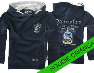 HARRY POTTER ravenclaw KIDS HOODIE