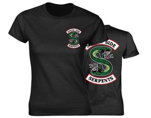 RIVERDALE serpents skinny TS