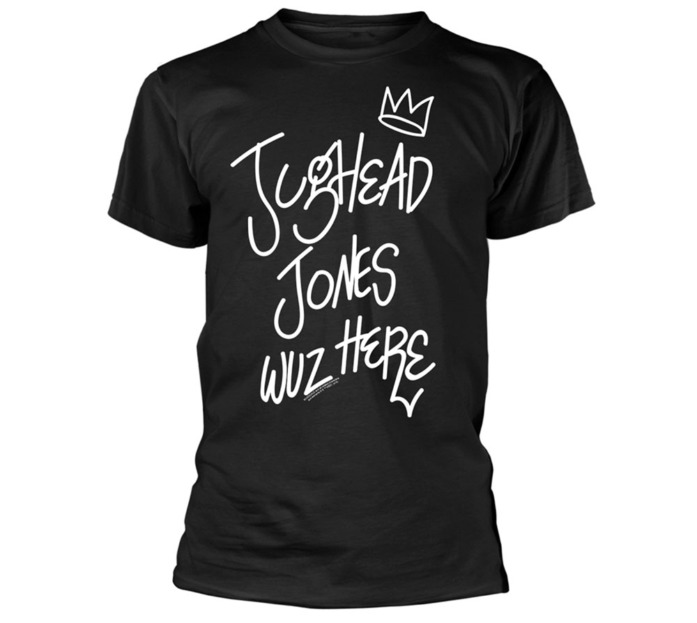 RIVERDALE  jughead wuz here  TS