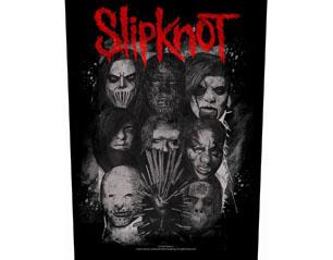 SLIPKNOT masks BACKPATCH