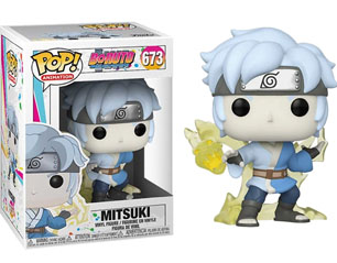 BORUTO mitsuki fk673 POP FIGURE