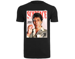 SCARFACE magazine cover TS