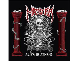 MASTER alive in athens CD