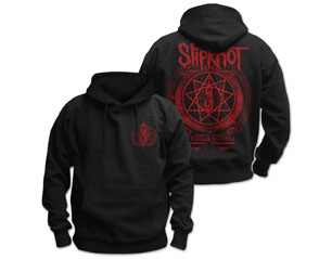 SLIPKNOT blurry HSWEAT