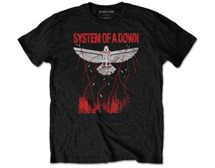 SYSTEM OF A DOWN dove overcome TS