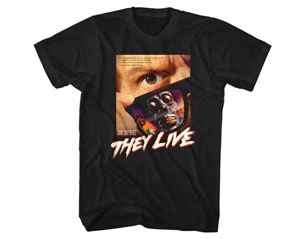 THEY LIVE poster TS