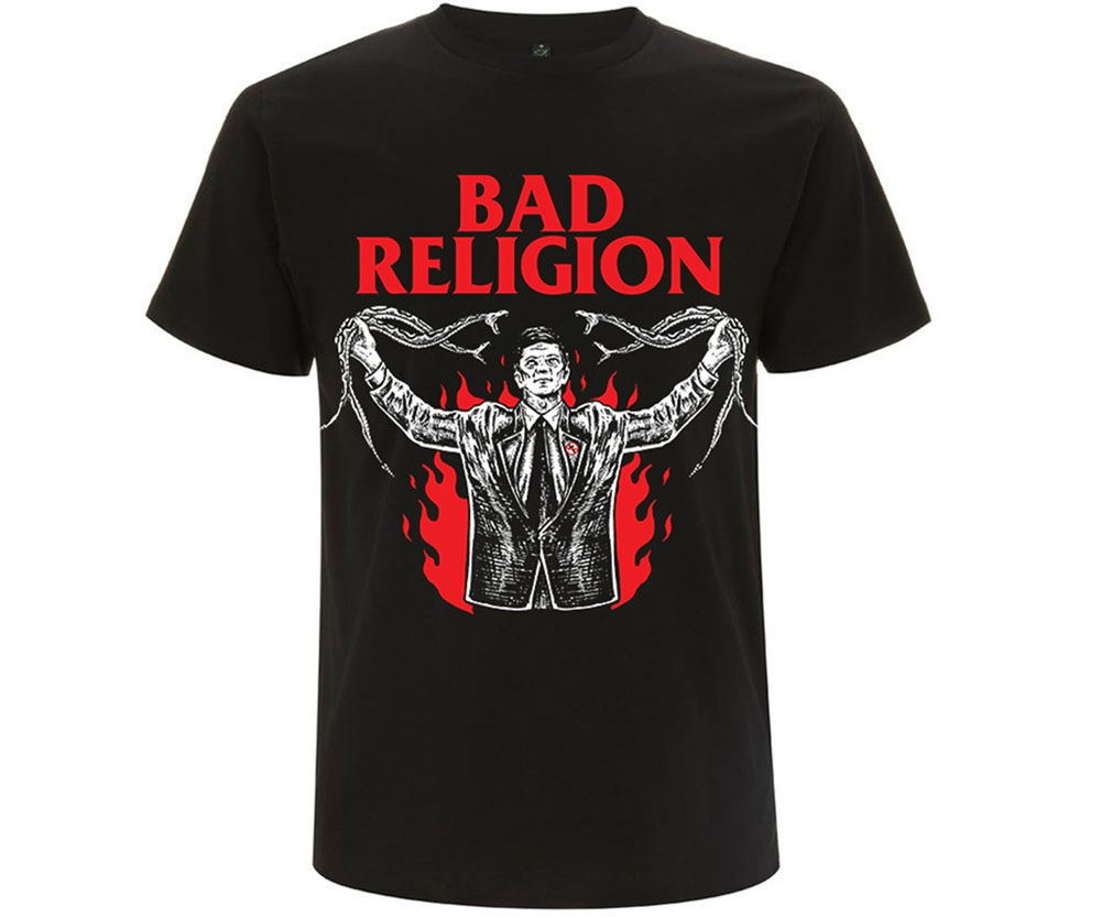 BAD RELIGION snake preacher TS