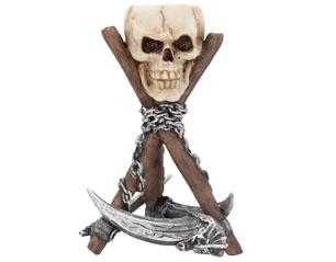 SKULLS reapers rest 15.8cm FIGURE