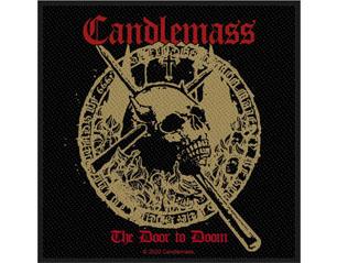 CANDLEMASS the door to doom WPATCH