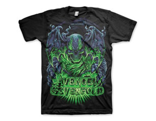 AVENGED SEVENFOLD dare to die TS