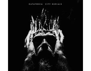 KATATONIA city burials MEDIABOOK
