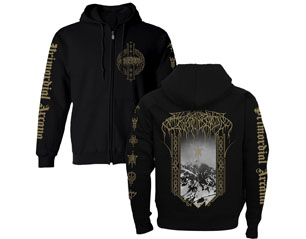 WOLVES IN THE THRONE ROOM primordial arcana ZIPPER