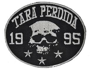 TARA PERDIDA 1995 white oval WPATCH