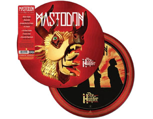MASTODON the hunter PICTURE DISC
