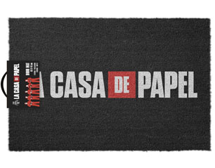 LA CASA DE PAPEL logo 40 x 60 DOORMAT