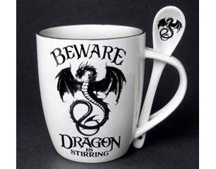 ALCHEMY dragon is stirring ALMUG14 MUG