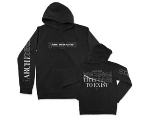ARCHITECTS fttwte simple logo HOODIE