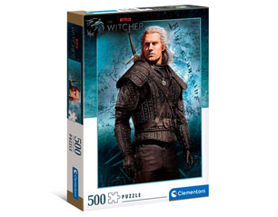WITCHER witcher 500 PUZZLE