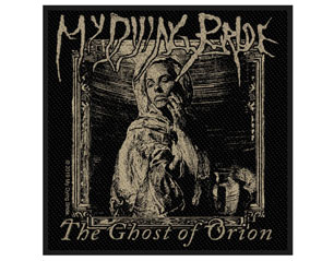 MY DYING BRIDE the ghost of orion woodcut WPATCH