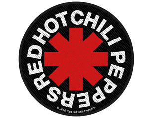 RED HC PEPPERS red asterisk WPATCH