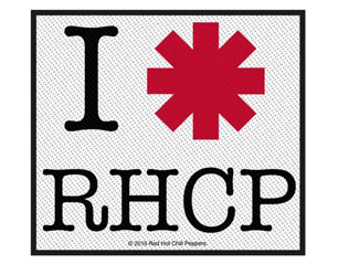 RED HOT CHILI PEPPERS i love rhcp WPATCH