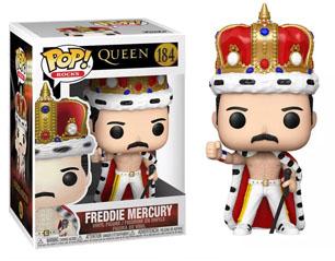 QUEEN freddie mercury king fk184 POP FIGURE