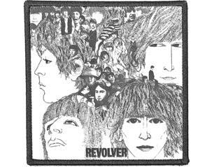 BEATLES revolver album cover WPATCH