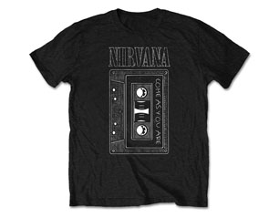 NIRVANA as you are tape TS